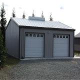산업 빌딩 (KXD-SSB1217)를 위한 ISO 조립식 강철 구조물