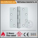 Шарнир двери ANSI ранга 304 с аттестацией Ce (DDSS005)
