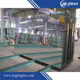 2mm Double enduits de peinture verte miroir de verre aluminium pour salle de bains