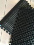 Stuoia di gomma di collegamento di Holeless di anti affaticamento