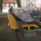 guida 6t che tratta carrello per il trasporto di industria siderurgica del Nepal