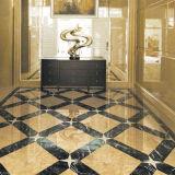 Verschiedene Arten machen Porzellan-Fußboden-Fliese-aussehen wie Marmor glatt