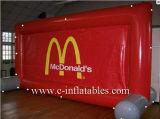 En vallas inflables para la promoción/ vallas inflables para publicidad