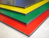 L'aluminium composé en aluminium de panneau de revêtement de mur de panneau d'Aludong PVDF couvre les plaques en aluminium