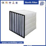 Filtro a sacco di perfezione del blocco per grafici della lega di alluminio del condizionamento d'aria