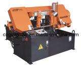 Máquina de serra de fita CNC de tamanho pequeno Gzk4228