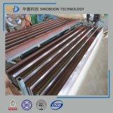 Plaque en acier de toiture ondulée pour construire avec OIN 9001