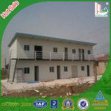 La casa de acero ligera/prefabricó la casa económica/la casa del edificio