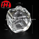 Frasco de perfume de cristal luxuoso do diamante 30ml