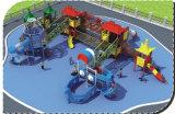 Matériel extérieur HD-017A d'exercice de cour de jeu de Playsets d'enfants