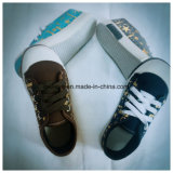 Haut lavable de denim de lavage de tissu de jeans de chaussure Low-Cut