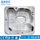 5-6 personne Whirlpool portatif en acrylique massage spa à remous (M-3377)