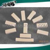 Segmentos de diamante para MID-Hard e Hard Granitos e Mármores (SG-029)
