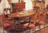 贅沢なヨーロッパ式のレストランの家具セットまたは食堂の家具またはホテルは家具か食事セットする(GLD-050)