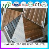 Designs diferentes Painel de laminação de PVC usado para paredes Material de Construção