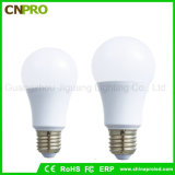 Melhor A19/A60 3W 5W 7W 9W 12W Poupança de Energia iluminação com lâmpadas de luz LED E27 E26 B22