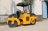 3 тонны Вибрационный дорожный каток с дороги двойной барабан (YZC3)