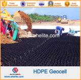 ASTM D estándar de plástico HDPE Geocell similares a Geoweb