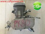 Jogos super do motor do deslocamento do motor Pk80 80cc