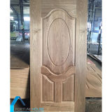 Peles da porta do molde da boa qualidade HDF para a porta interior