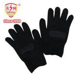 Самые лучшие перчатки сопротивления отрезока Securiy полиций качества
