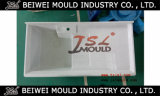Molde para lavatório de compressão de fibra de vidro BMC SMC
