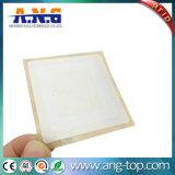 Etiquetas RFID Hf etiquetas NFC Papel com 3m auto adesivos