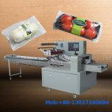 Neuer automatischer Fluss-Gemüseplastikbeutel-Verpackungsmaschine