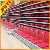 Jy-769 fournisseur de biens mobiliers de hockey à l'intérieur de la Chine Jeux pliage télescopique de gros escamotable gradins du Stade de sièges Présidence