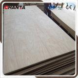 madera contrachapada de 3.6/5.2/9/12/18m m Okoume con el Fsc