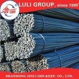 StahlHRB400 500 Rebar, verformter Stahlstab, Eisen Rod für Aufbau