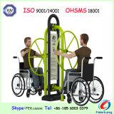 Strumentazione Handicapped esterna Disabled di forma fisica della sosta di ginnastica