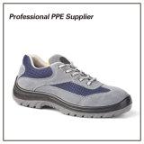 Zapatos de trabajo respirables ligeros de la alta calidad