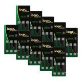 Logique Ecig de puissance USB avec batterie 300mAh rechargeables