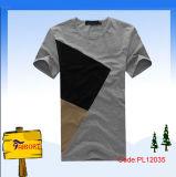 人の綿のTシャツ(PL12035)