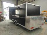 Camion de nourriture/chariot mobile de nourriture/remorque électrique de nourriture