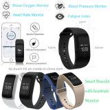 Più nuovo Bluetooth braccialetto astuto di 2017 con le Multi-Funzioni (A09)