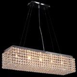 Lámpara pendiente moderna cuadrada brillante (AQ88081-800*200)