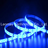 Strisce blu dell'indicatore luminoso di DC12V 5630SMD IP65 LED con il CE di RoHS