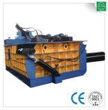 L'aluminium plaque la presse de mitraille