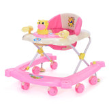 2017 caminhantes Multifunction do bebê, carros do brinquedo