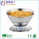 Escala Multifunction do alimento da cozinha de Digitas com bacia removível 2.15L