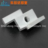 Aluminium anodisé en aluminium de matériaux de construction de profil d'extrusion