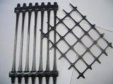 El doble de plástico y una dirección única de geomalla Extrusora (JG-TGSG)