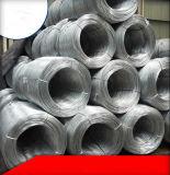 Fil galvanisé par 25kg obligatoire du fil 18gauge/1.2mm de Gi vers le Sri Lanka