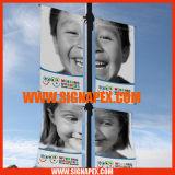 Alta bandiera Sb530 del PVC della flessione Backlit Qualiy lucida