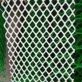 Maglia di plastica bianca per acquicoltura