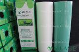 Зеленая пленка обруча Silage/аграрная пленка простирания/пленка обруча Bale сена для больших Balers