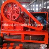 Planta móvel do triturador de maxila da boa qualidade para a planta de esmagamento de pedra