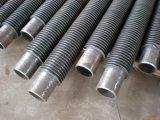 Duplo H Fin Tubo, Hh Fin Tubo, DIN Economizador H único tubo aleta de Aço